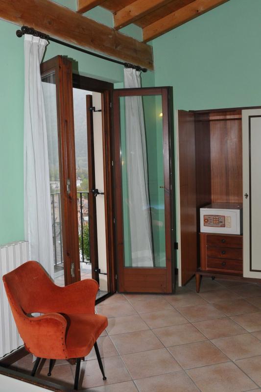 Camera da letto Casa Flora - lago di Idro - Hotel Alpino