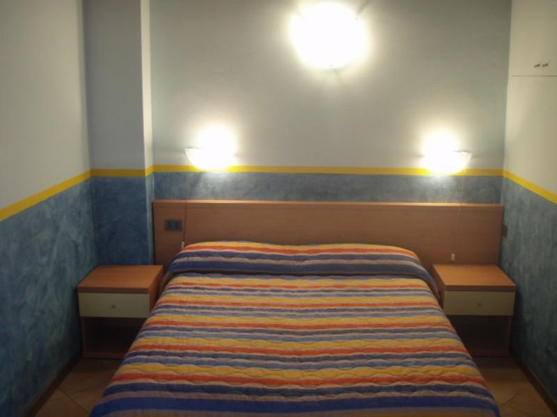 Casa Flora Badezimmer - Idro See - Hotel Alpino