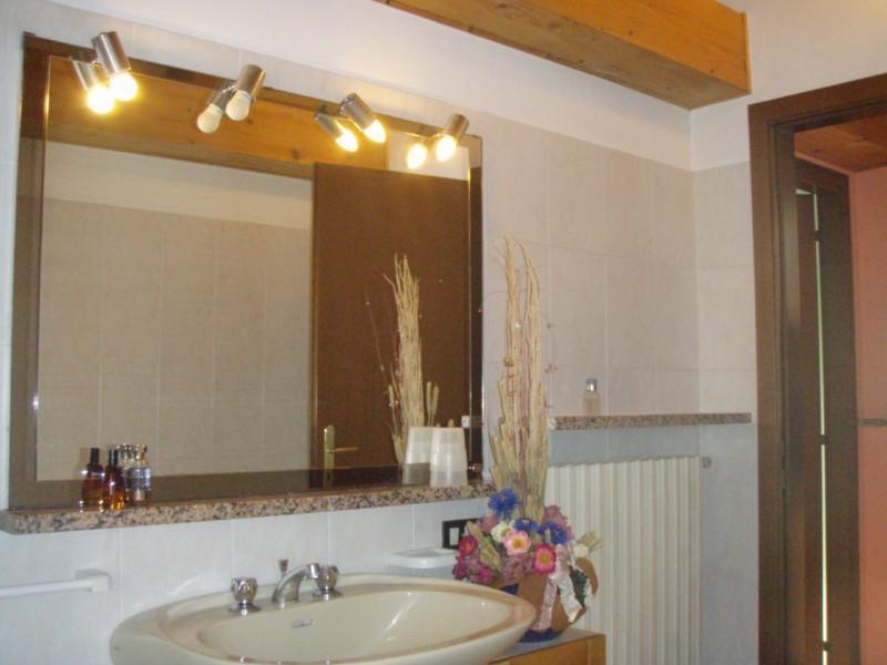 Casa Maria Badezimmer - Hotel Alpino, Idro See