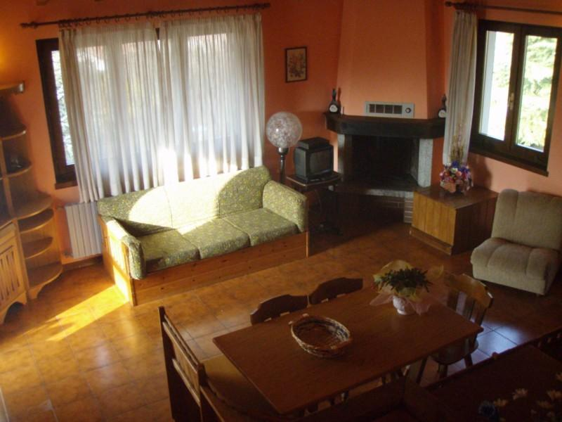 Casa Maria woonkamer, Idromeer,  Hotel Alpino