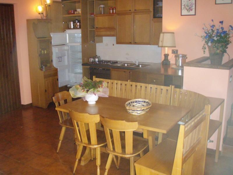 Sala da pranzo Casa Maria - Lago d' Idro - Hotel Alpino