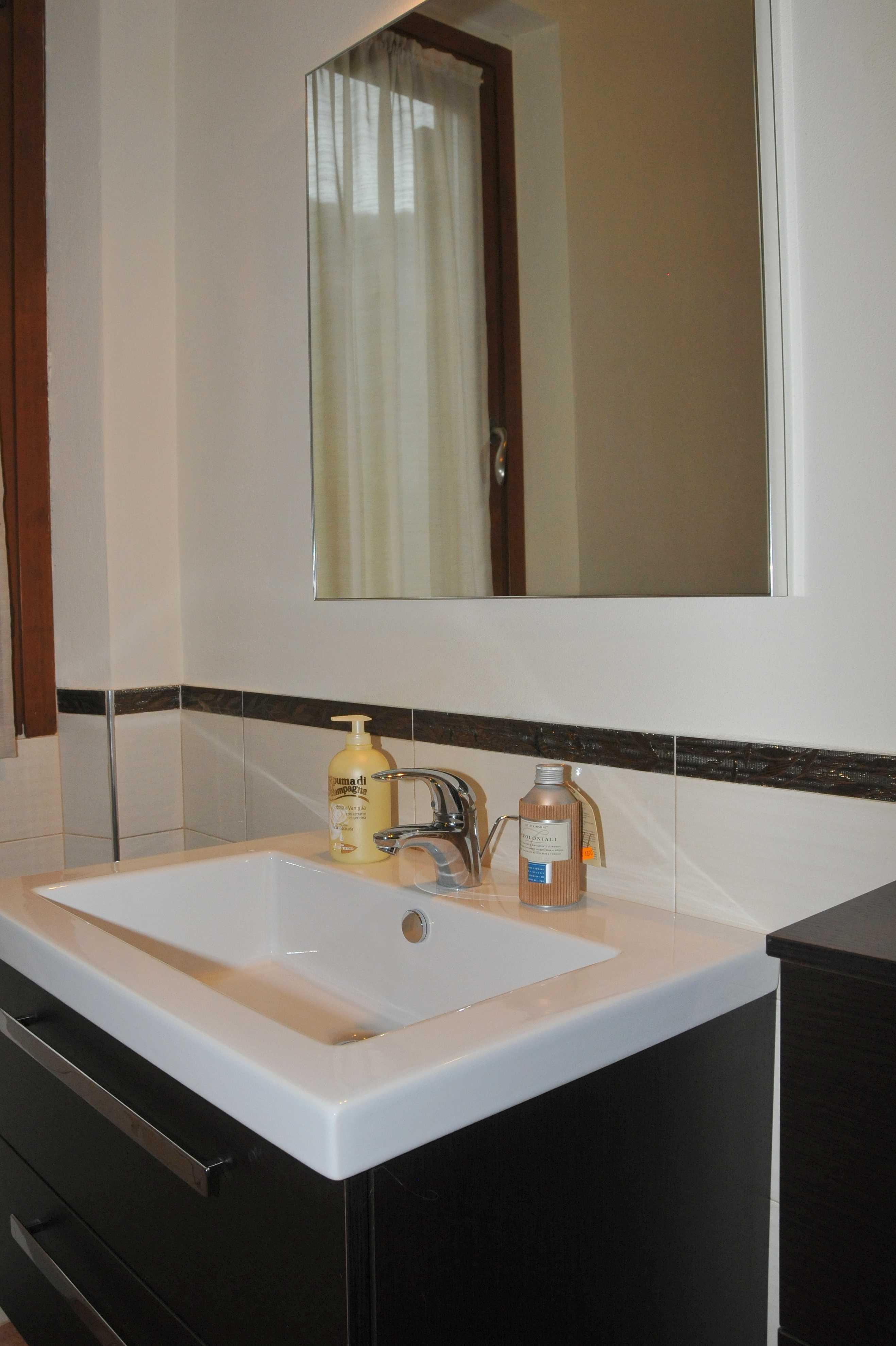 Bagno Casa Lucia 2 - lago di Idro - Hotel Alpino