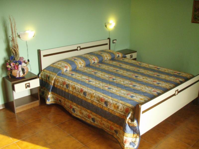 Camera da letto Casa Maria - Lago d' Idro - Hotel Alpino