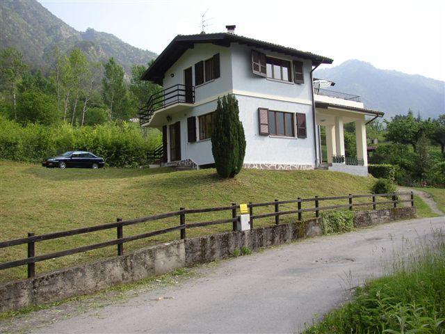 Casa Maria draußen, Hotel Alpino, Idro See