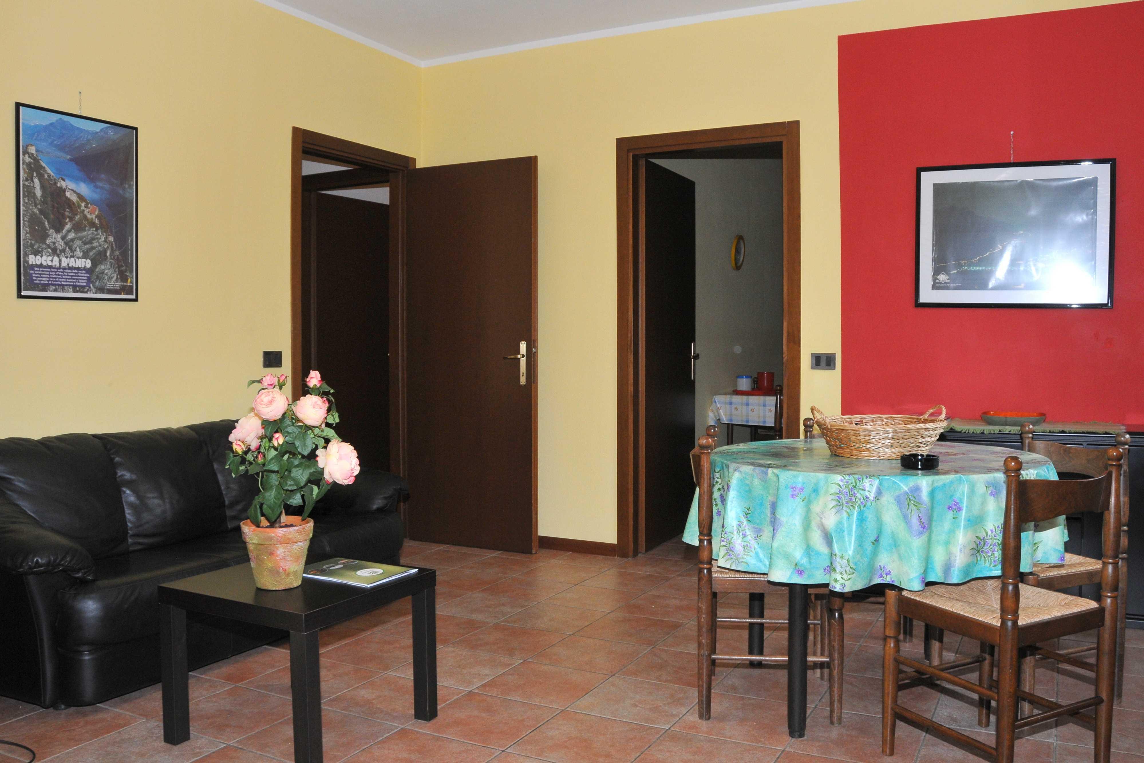 Soggiorno Casa Lucia 1 - lago di Idro - Hotel Alpino