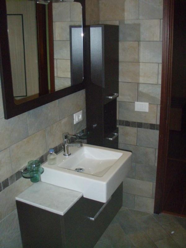 Villa Stefano badkamer - Hotel Alpino - Idromeer