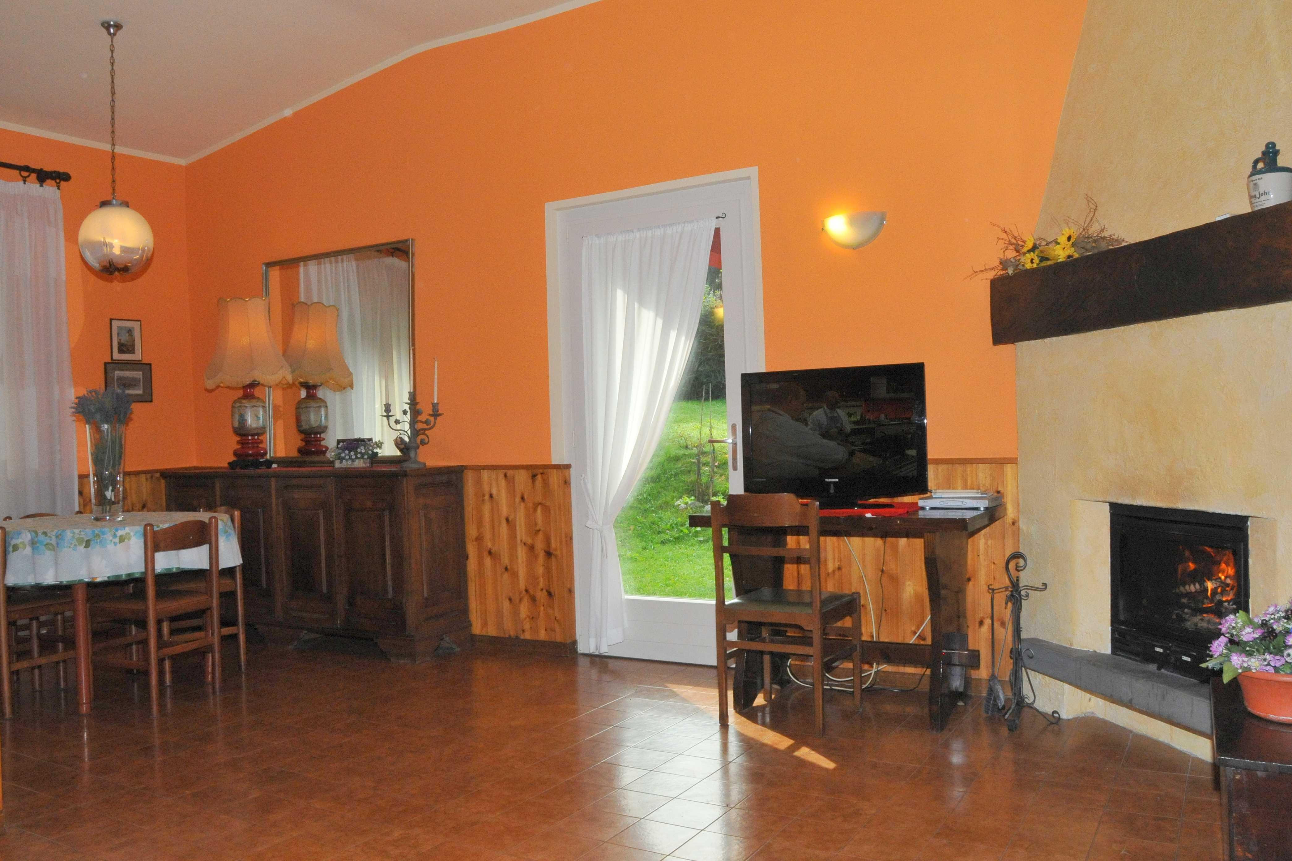 Villa Stefano soggiorno